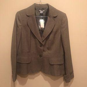 Ann Taylor Career  Blazer Polyester Size 12 NWT